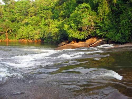 Balneário do rio Preto em Porto Velho/RO foto: JLZ Barcelos