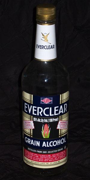 Everclear : 95º de Álcool