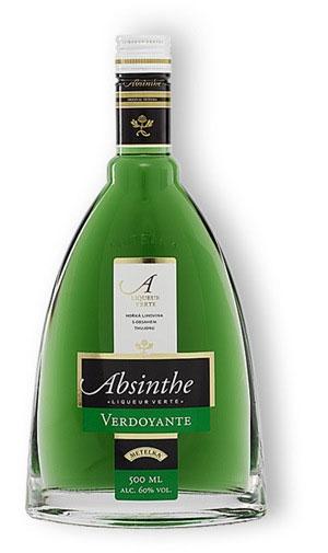 Absínto : 84º Álcool