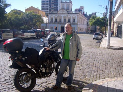Centro histórico de Pelotas / RS