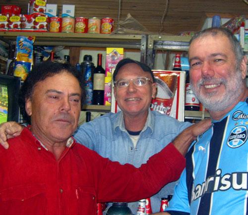 San Jaime de La Frontera/AR : fazendo amigos